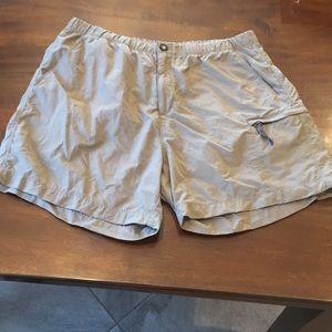 L North Face Hiking Shorts